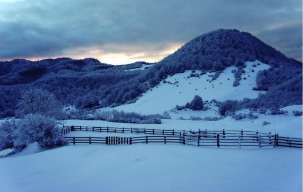 Paisatge d'hivern 1