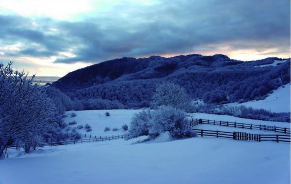 Paisatge d'hivern 2