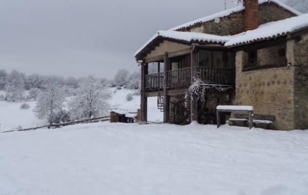 La casa al hivern